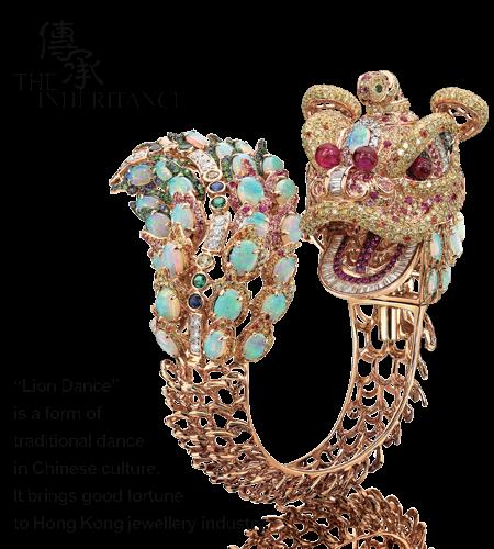 JMA International Jewelry Design Competition 2013 Awards Dai Sun