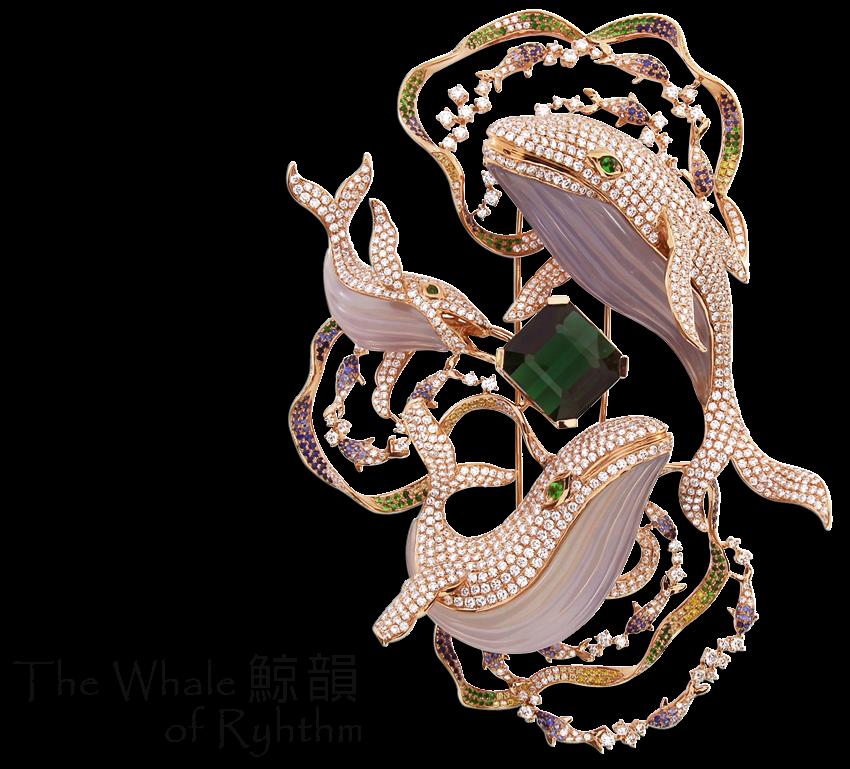 DSJ won the MERIT Award in 17th Hong Kong Jewellery Design